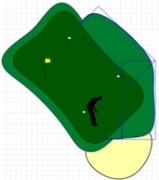 Free putting green designs
